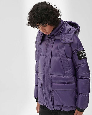 ecoalf ethical and sustainable outerwear jackets coats and winterwear