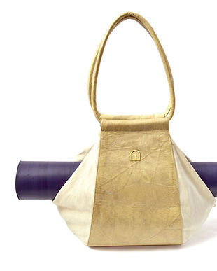 nuvi nomad sustainable fair trade yoga mat bags