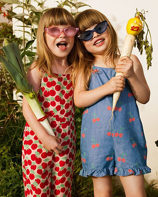 stella mccartney fair trade organic sustainable childrens kids clothes