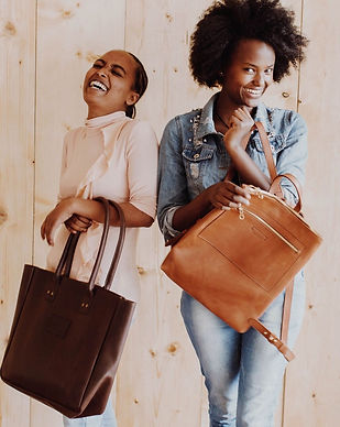 parker clay sustainable fair trade bags