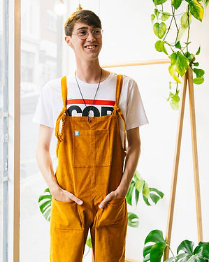 lucy and yak Sustainable and ethical mens clothing