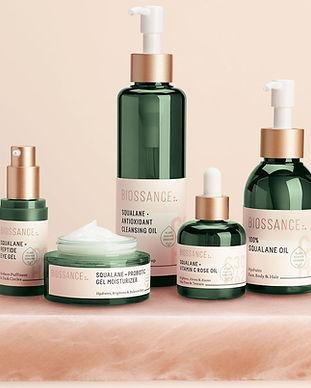 biossance ethical organic fair trade serum