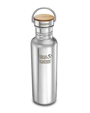 klean kanteen water bottle eco sustainable swaps