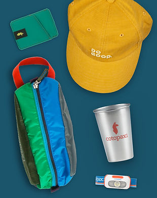 cotopaxi sustainable fair trade camping gear