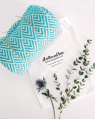 all cotton and linen sustainable and ethical home goods directory
