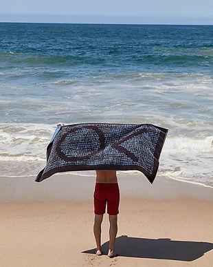 outerknown sustainable fair trade towels
