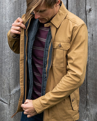 toand & co. ethical and sustainable outerwear jackets coats and winterwear