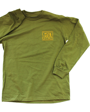 RECREATION _ RELAXATION LS TEE _ OLIVE – Encino Supply Co_.png
