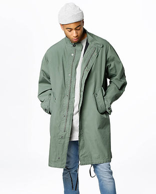 nudie jeans co. ethical and sustainable outerwear jackets coats and winterwear