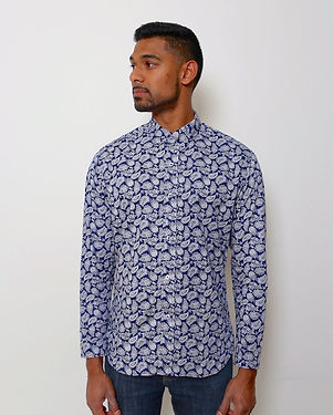 theo the label Sustainable and ethical mens clothing