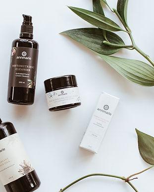 annmarie ethical organic fair trade skincare