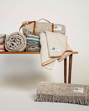 seljak sustainable and ethical blankets