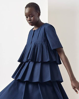 kowtow clothing sustainable fair trade ethical sohpisticated casualwear business clothing