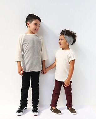 mini mioche fair trade organic sustainable childrens kids clothes
