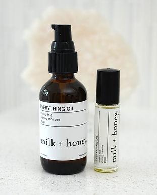 MILK n honey ethical organic fair trade skincare