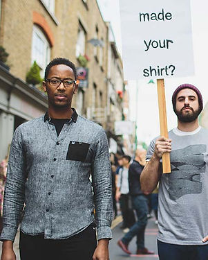 brothers we stand Sustainable and ethical mens clothing