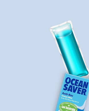ocean saver laundry pods eco sustainable swaps