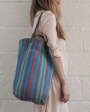 spencer devine sustainable fair trade bags