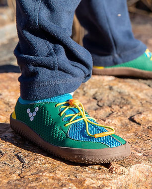 vivo fair trade organic sustainable childrens kids shoes