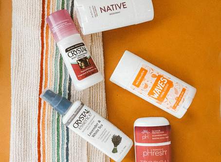 My Deodorant Journey | The trick to natural deodorant