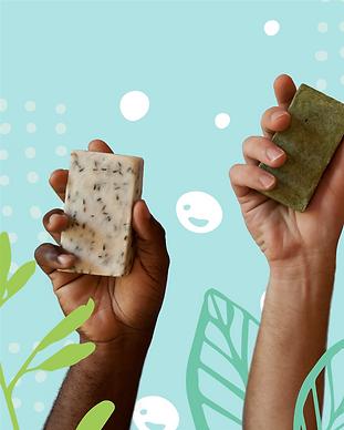 the mad optimist ethical organic fair trade bar soap