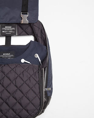 ecoalf sustainable fair trade bags