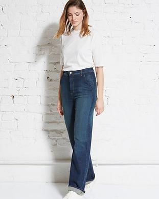 wunderwerk fair trade ethical organic sustainable denim jeans company