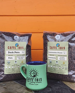 caffe ibis fair trade ethical organic sustainable coffee and chocolate directory