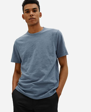 everlane Sustainable and ethical mens clothing