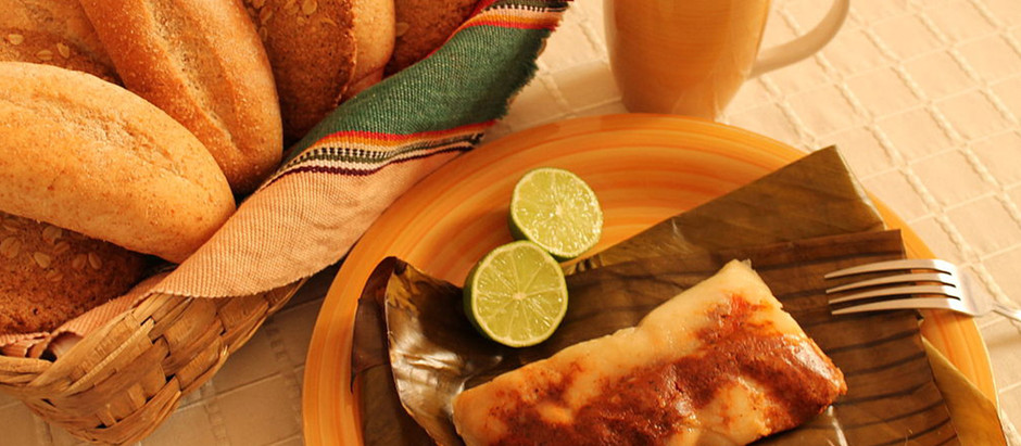 Traditional Guatemalan Food and Drink