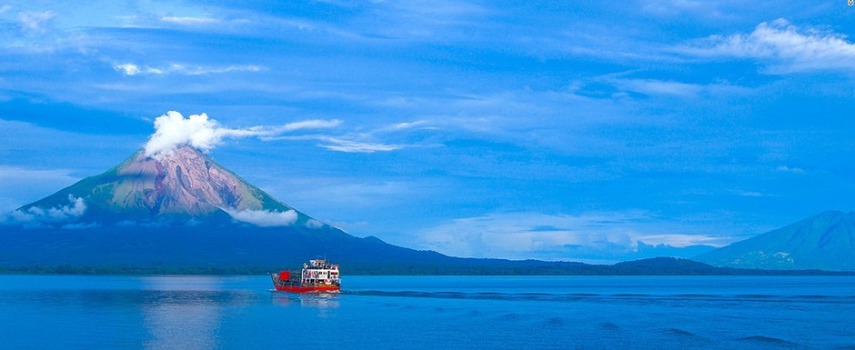 Ometepe, Nicaragua, Remains an Unspoiled Island.