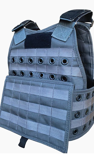 PARABELLUM -18 Tactical Tool Vest - Gray