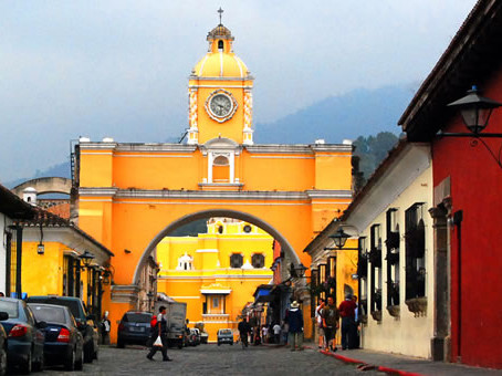Antigua, Guatemala. Could I live here?
