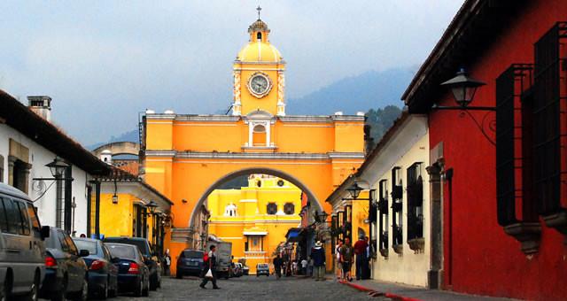 Antigua, Guatemala. Could I live here?
