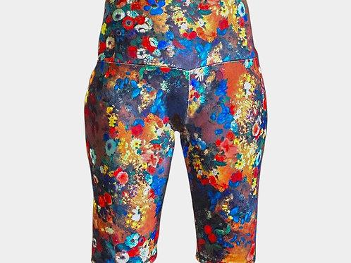 High Waist Biker Shorts