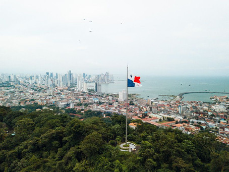 Ancon Hill View Point (Cerro Ancon) in Panama City
