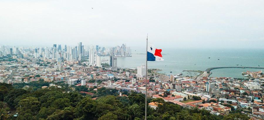 Ancon Hill View Point (Cerro Ancon) in Panama City