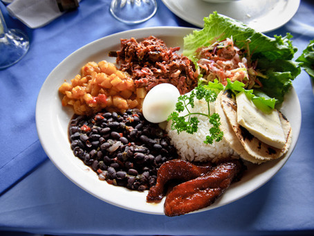 What to eat in Central America?