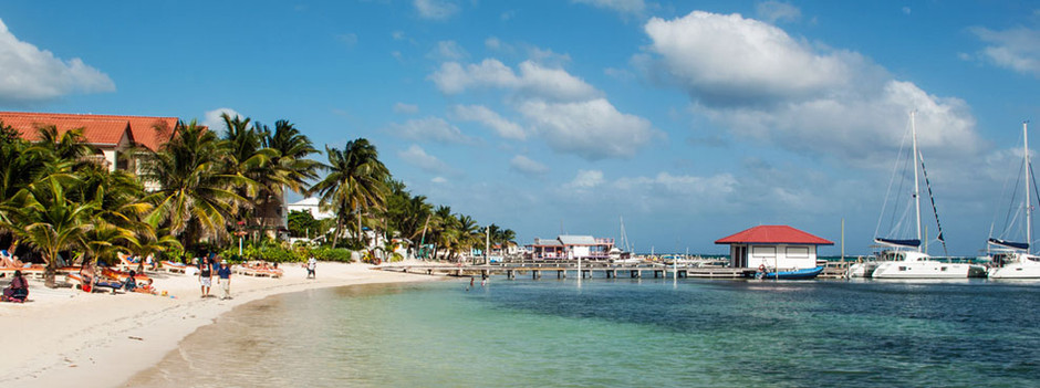 Ambergris Caye is the Largest Island in Belize.