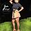 Thumbnail: Wrap Skirt Gold Plaid