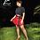 Thumbnail: Wrap Skirt Red Plaid