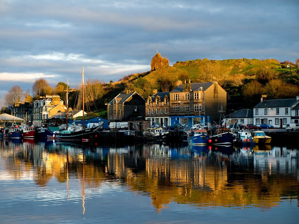 Tarbert by Day