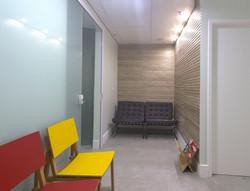 Sala de espera da Ortopedia