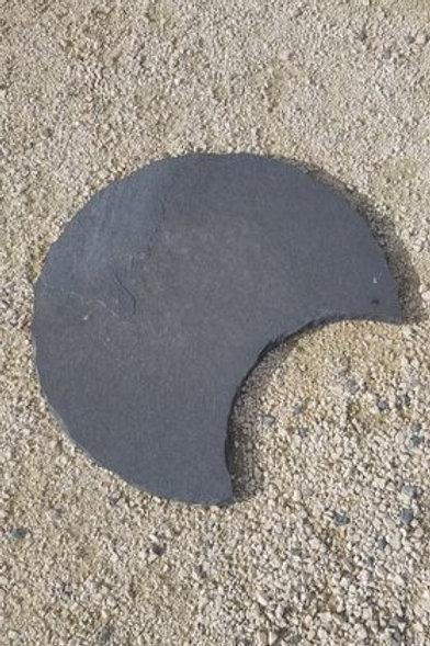PAS JAPONAIS 1/2 LUNE BLACK MOUNTAIN DIAM 80 cm