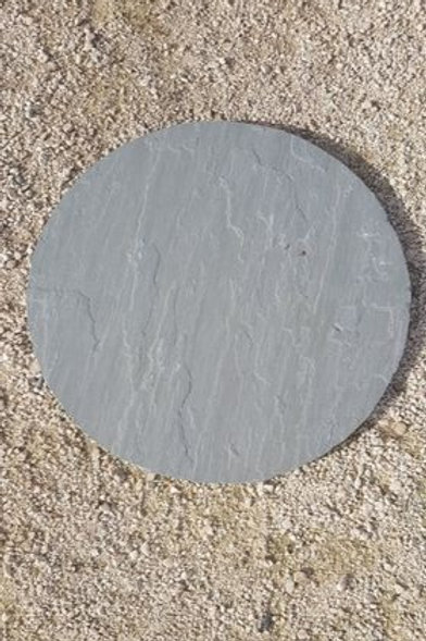 PAS JAPONAIS LUNA PIENA GRIGIO D.80cm 2,5-3,5cm