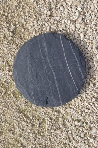 NERO STEP ARDOISE DIAM 40 cm
