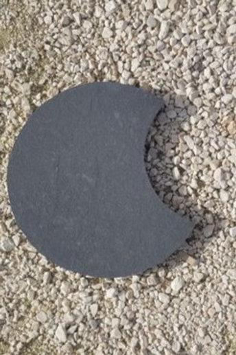 PAS JAPONAIS 1/2 LUNE BLACK MOUNTAIN DIAM 40 cm