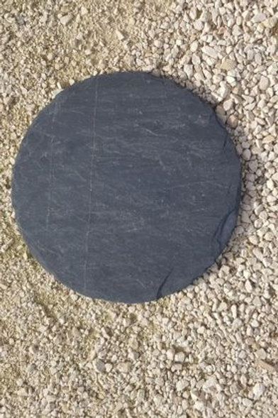 NERO STEP ARDOISE DIAM 50 cm