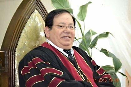 الدكتور القس جورج شاكر