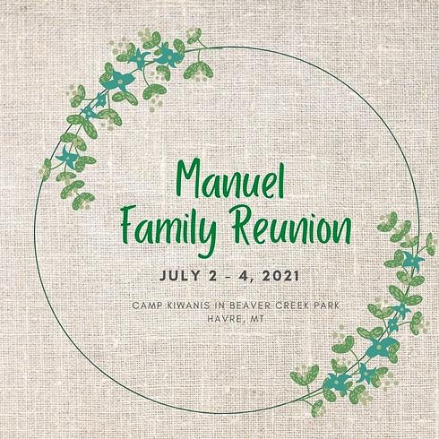 Manuel Family Reunion